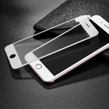 Full Screen High Clear Film Protector Glass For iPhone 8 8 plus - Phone case - Youngerfan