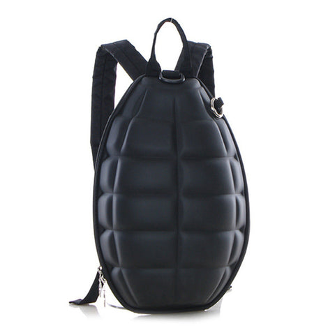 Turtle Shell Grenade Backpack Cool Boy