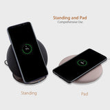 Original QI Wireless Fast Charger - Charger - Youngerfan