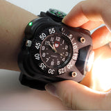 3in1 LED watch - Watches - Youngerfan