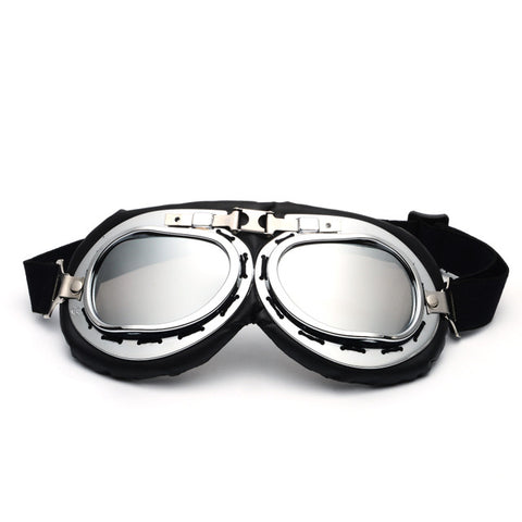 Gothic Goggles Harley Style Protective Sunglasses