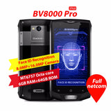 Blackview BV8000 Pro 4G 5.0 inch 6GB RAM 64GB Waterproof Smartphone - Moblile Phone - Youngerfan