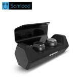 Samload TWS Stereo Headphone Microphone for all phones - Bluetooth Earphone - Youngerfan