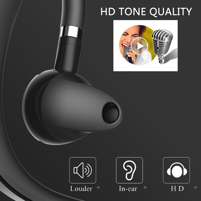 Bluetooth earbuds with mic - bluetooth v5.0 earbuds with mic