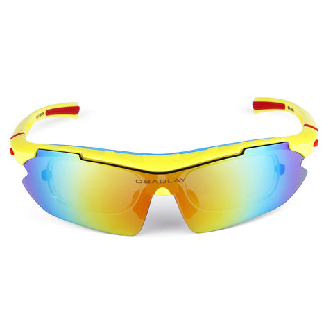 Outdoor riding sunglasses Gafas Ciclismo - Glasses - Youngerfan