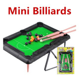 2018 Mini Pool Table Party Decompression Game - Game - Youngerfan