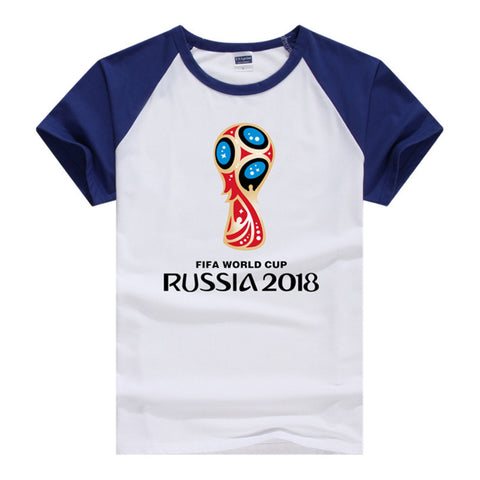 2018 World Cup New Men's T-shirt - Men T-Shirt - Youngerfan