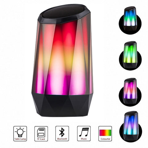 power pulse led bluetooth4.2 speaker - Bluetooth Speaker - Youngerfan