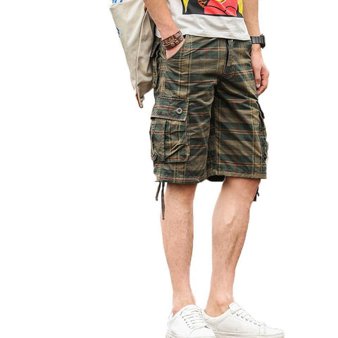 Summer Men's Army camouflage Shorts