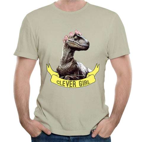 Jurassic World Dino T-shirt Men