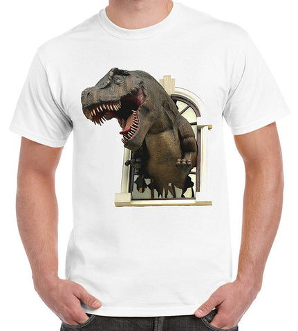 Rex Dino T-shirt 2018 Men