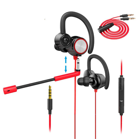 Detachable Cable Gaming Headset