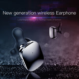 Wireless Bluetooth V4.2 Earbuds With Mic