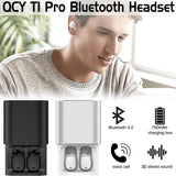 Touch Control Bluetooth Earphones with Mic and Charging Box