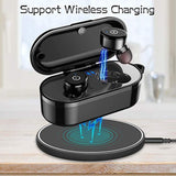 Bluetooth 5.0  With 6000mAh Charge Box Earphones