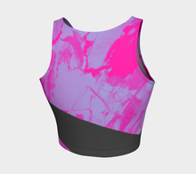Daly X Active Pinky Warhol Crop Top