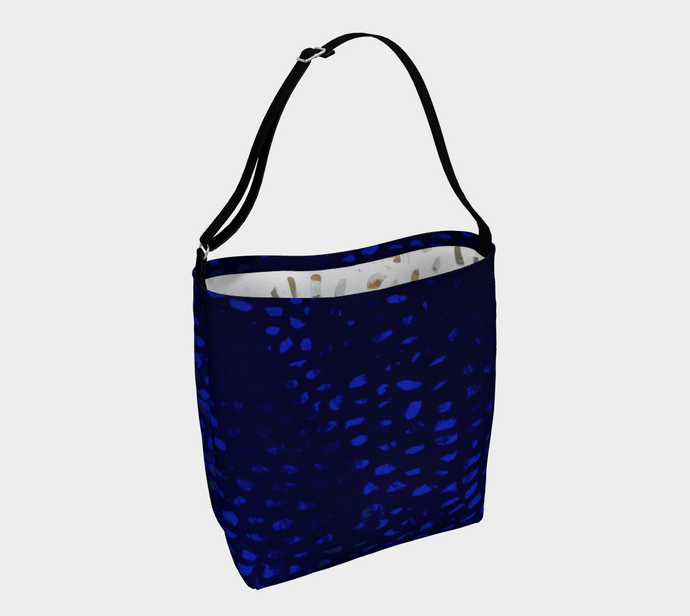 Daly X Active Blue Infinity Tote