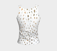 Daly X Active White Infinity Tank Top (Regular)