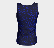Daly X Active Blue Infinity Tank Top (Long)