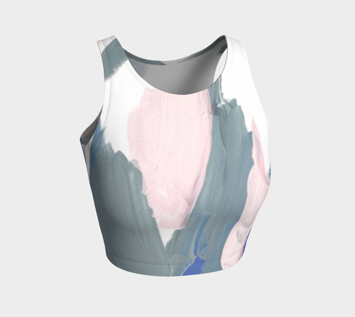 Daly X Active Kimberley Dawn Crop Top