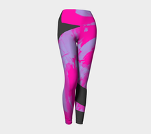 Daly X Active Pinky Warhol Yoga Leggings