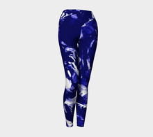 Daly X Active Blue Poles Yoga Leggings