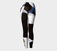 Daly X Active Damselfish Yoga Leggings