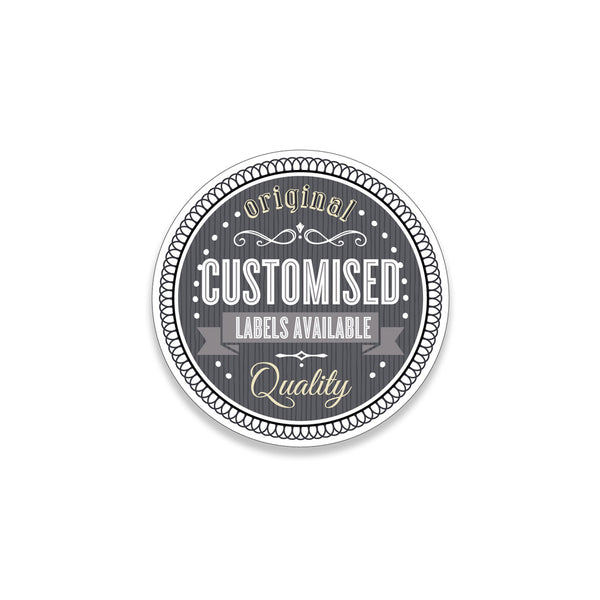 CUSTOMISED LABELS - RETRO HERB & SPICE
