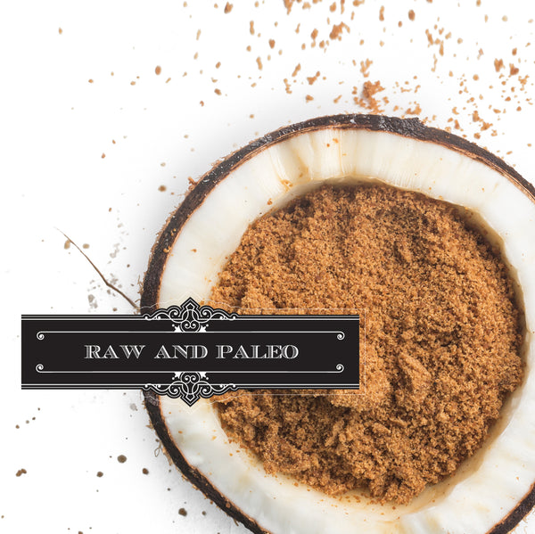 CLASSIC RAW AND PALEO LABELS