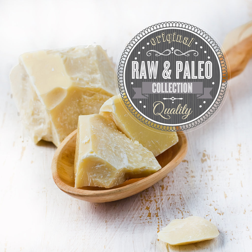 RETRO RAW AND PALEO LABELS