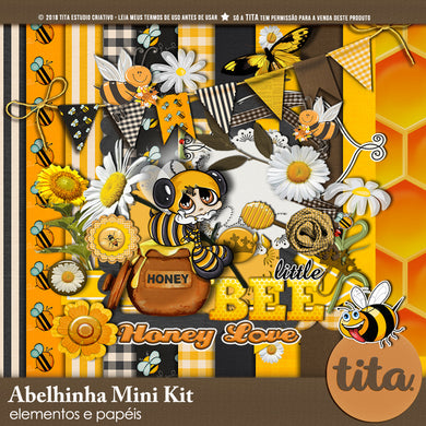 Abelhinha - Mini Kit
