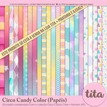 Circo Candy Color - Kit Digital