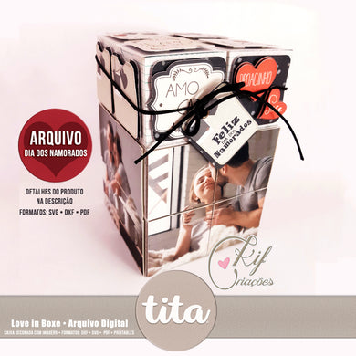 Love in box – Namorados