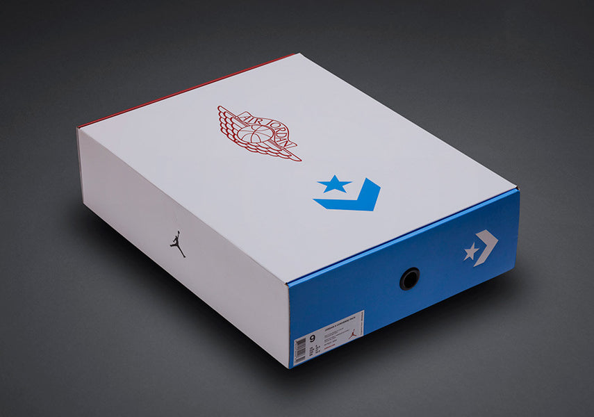 "Air Jordan 2 Converse ""Fast Break"" Pack"