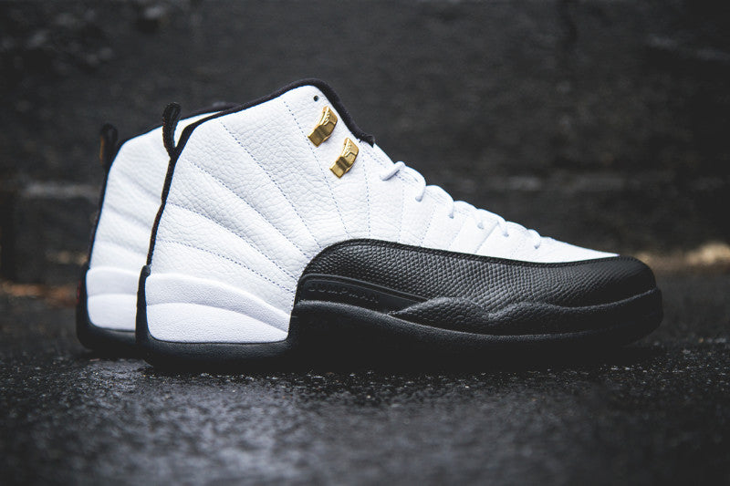 "Air Jordan 12 ""Taxi"" Holiday 17 return!!"