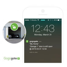 Gogogate Wireless sensor