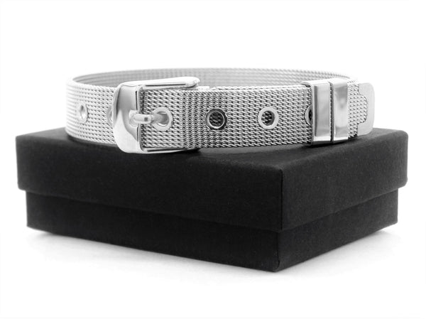 Sterling silver belt bracelet GIFT BOX