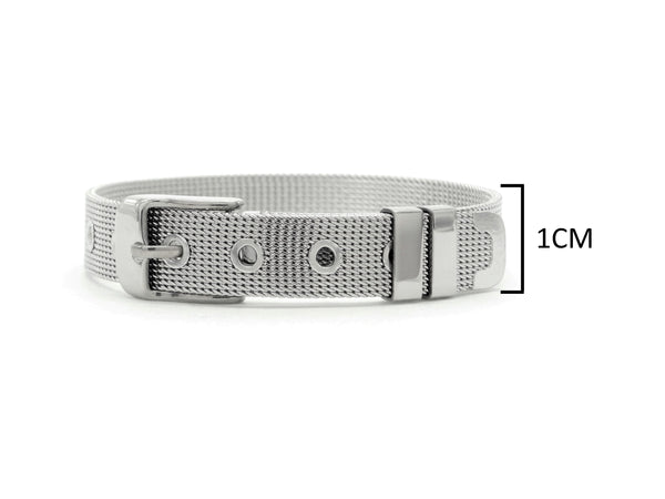 Stainless steel belt bracelet MEASUREMENT
