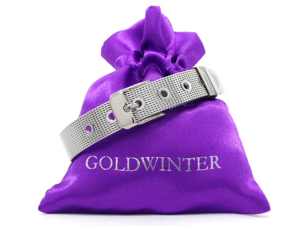 Stainless steel belt bracelet GIFT BAG