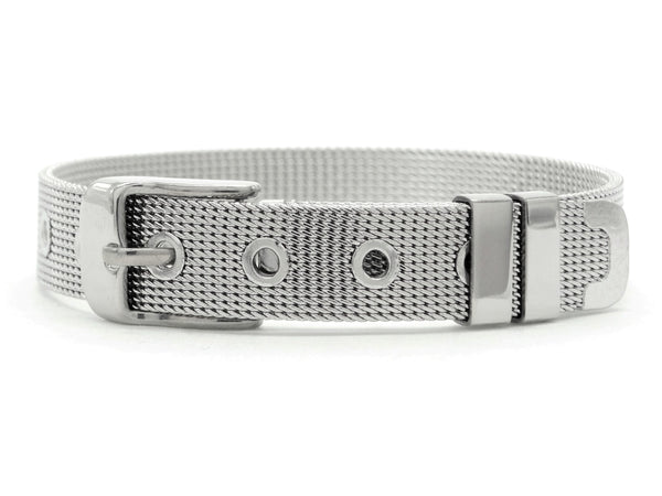 Stainless steel belt bracelet MAIN