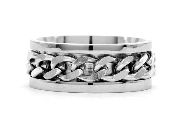 Stainless steel chain ring MAIN