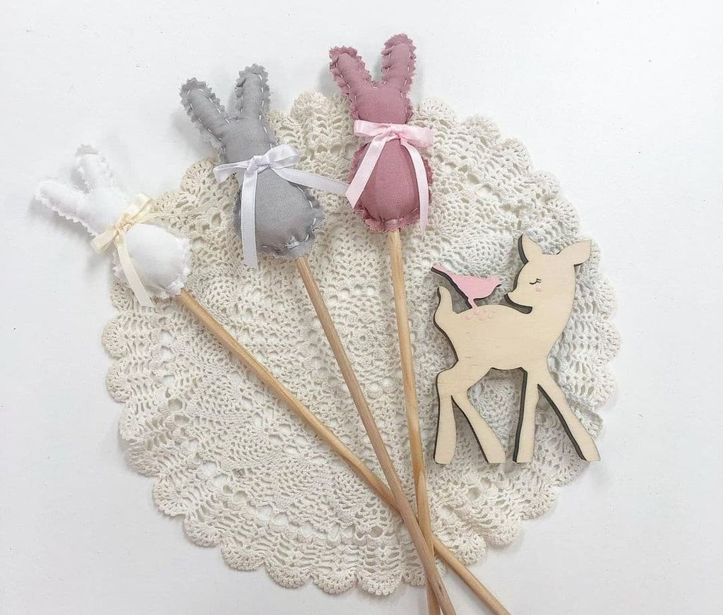 Bunny Wands - 3 Pack