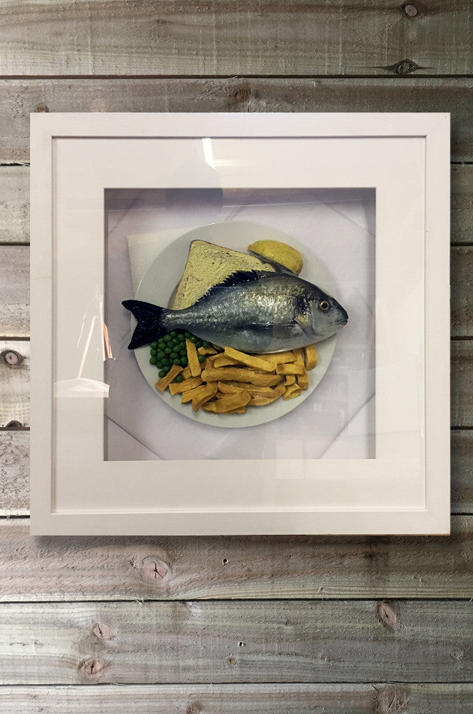 Fish & Chips Art