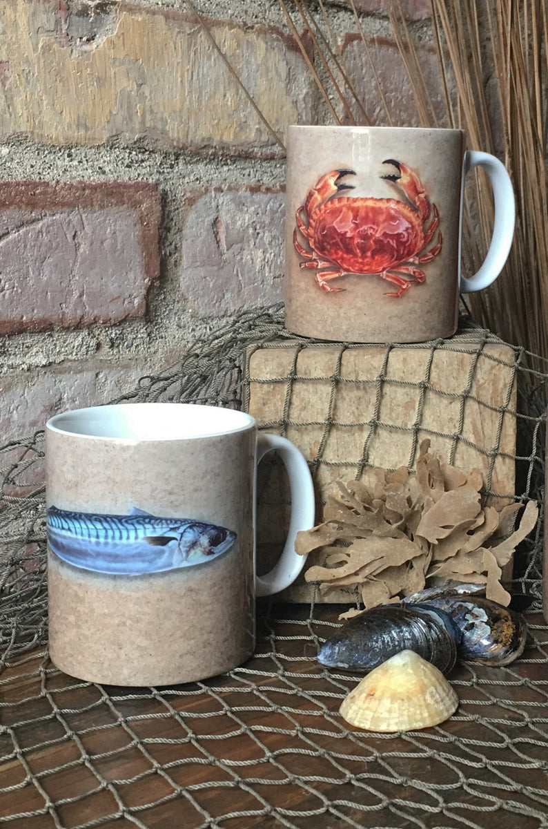 Fauna Ceramic Mugs