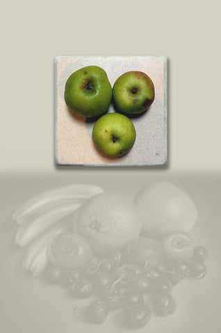 Bramely Apple Coaster