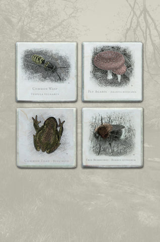 Country Side Coasters
