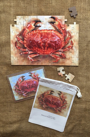 Edible Crab Jigsaw Puzzle