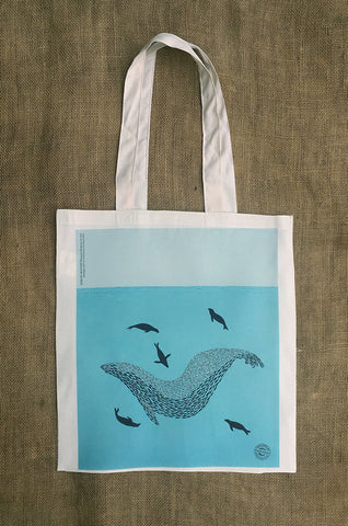 Galápagos Sea Lions Shopping Bag