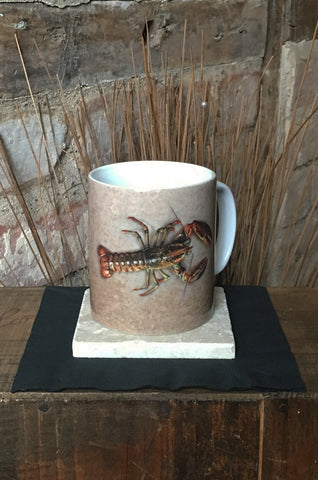 Lobster Ceramic Mug