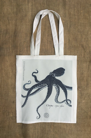 Octopus Shopping Bag